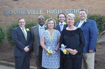 Booneville School Board