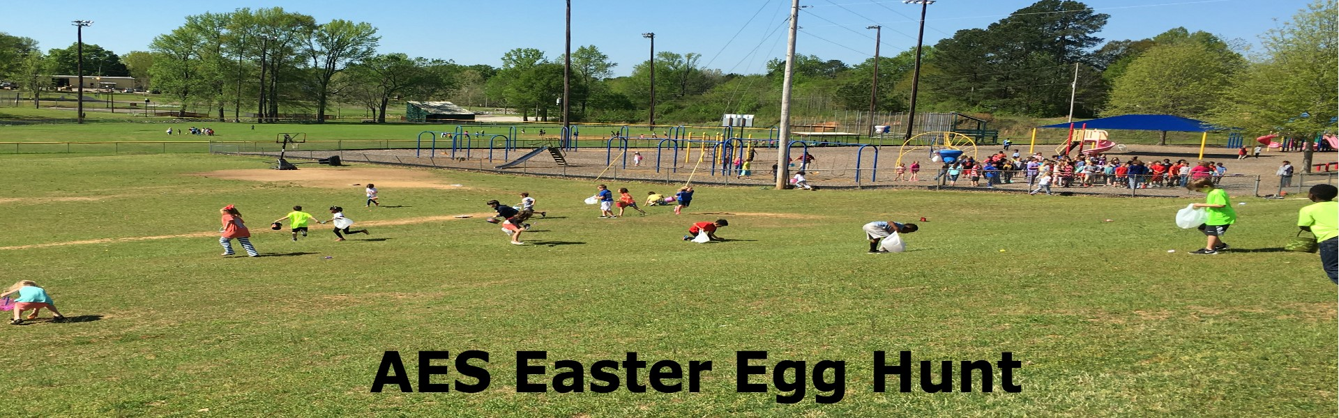 AES Easter Egg Hunt