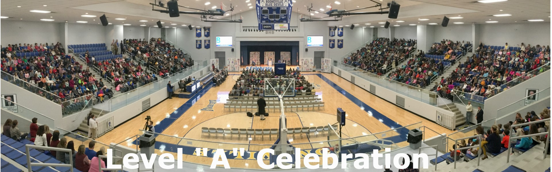 "Level ""A"" School District Celebration"