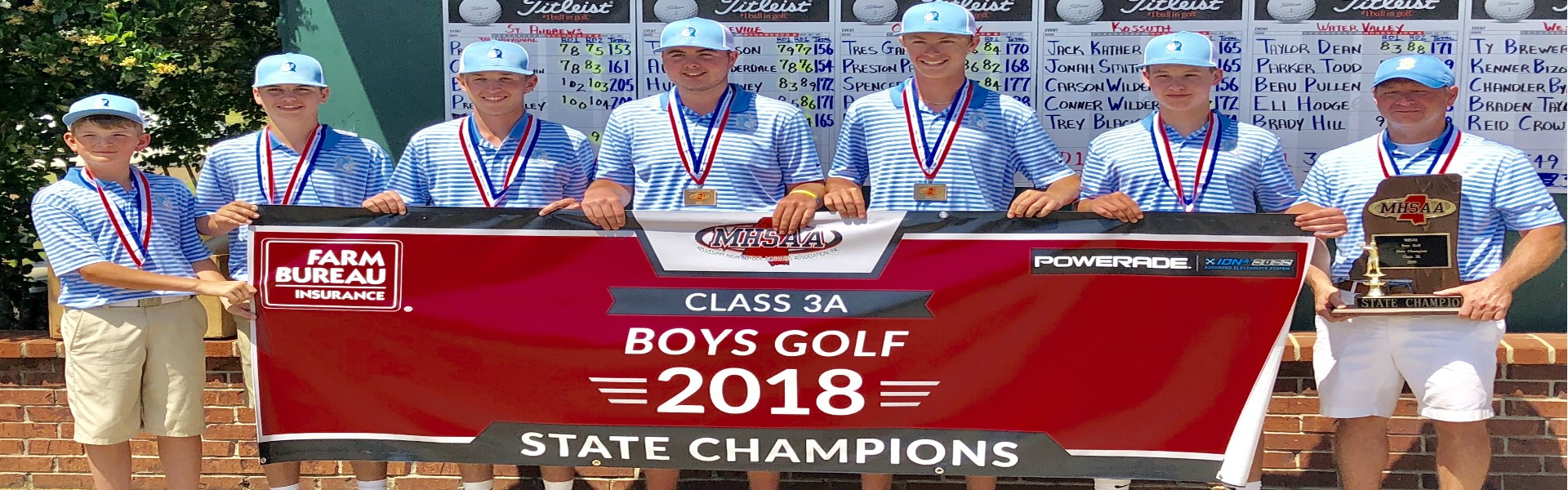 Golf State Champions